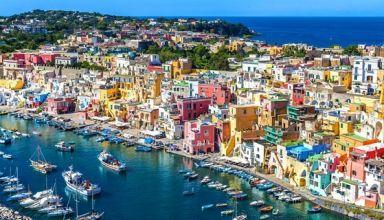 Vacances en Italie sur un voilier de croisière